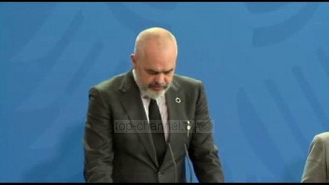 Takimi me Ramën/ Merkel: Tërmeti goditje e rëndë për Shqipërinë, ju ndihmojmë