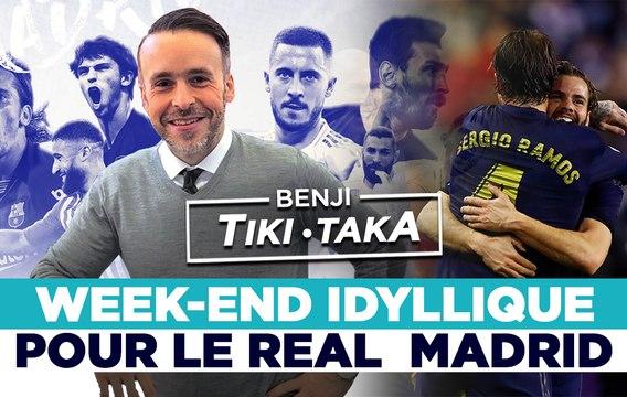 Benji Tiki-Taka : Opération de rêve pour le Real Madrid