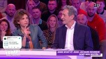 Jean-Jacques Bourdin revient sur sa rencontre avec son épouse Anne Nivat