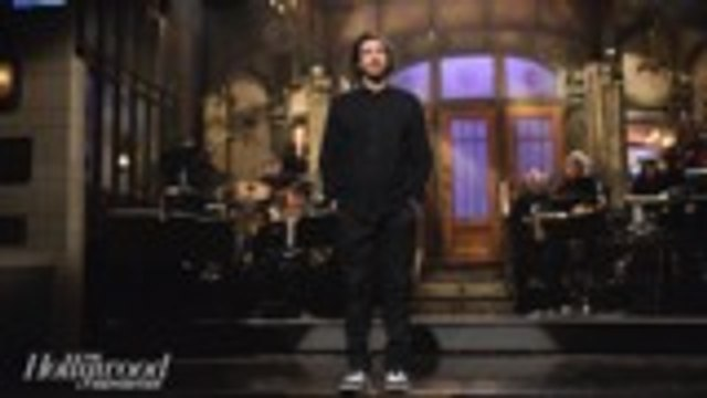 'SNL' Recap: Adam Driver Hosts, Pokes Fun at 'Cheer' | THR News
