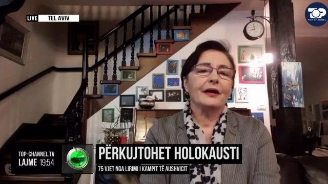 Përkujtohet holokausti/ 75 vjet nga lirimi i kampit të Aushvicit