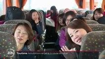 Coronavirus : l'économie du tourisme touchée par le virus