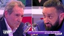 """Jean-Jacques Bourdin à Cyril Hanouna : """"Pourquoi vous n'avez pas retenu Camille Combal ?"""""""