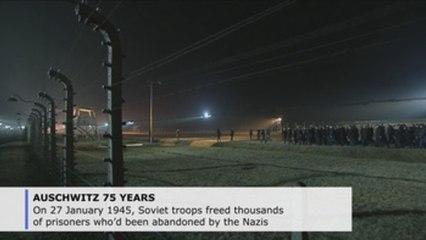 Auschwitz survivors ask world not to forget atrocities