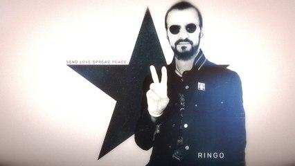 Ringo Starr - Send Love Spread Peace