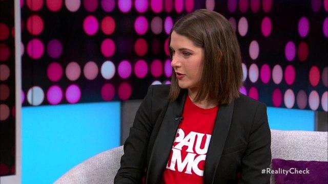 'DWTS' Stars Kate Flannery, Daniella Karagach & Pasha Pashkov Talk Tour Life, Their Adorable Friendship & More