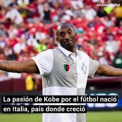 Kobe Bryant: Adiós a una leyenda apasionada al fútbol