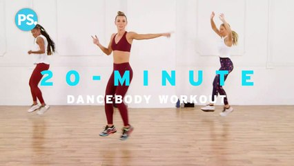 This Athletic Dance Cardio Workout Will Have Your Abs Feeling the Burn