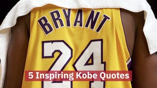 Learn From Kobe With These Quotes