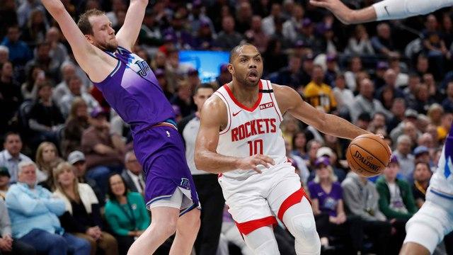 NBA : Houston se ressaisit avec brio