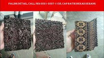 PALING KUNO, Call/WA 0821-3327-1158, Alat Membatik Cap Kalimantan Utara