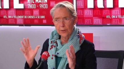 Elisabeth Borne - L'invité de RTL Mardi 28 janvier