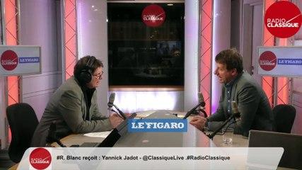 Yannick Jadot - L'invité politique Mardi 28 janvier