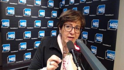 """Perla Danan (CRIF): """"La Shoah ne concerne pas que les juifs, mais aussi les valeurs du monde libre !"""""""