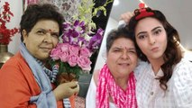 Madhurima Tuli's Mother Almost Suffered A Brain Haemorrhage