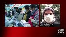 Çin'de son durum nedir? Karantina altındaki Wuhan Üniversitesi'ndeki Türk öğrenci CNN TÜRK'e konuştu