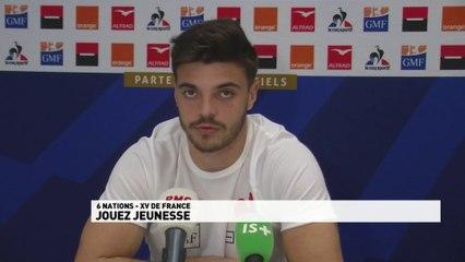 XV de France - Jouez jeunesse