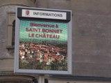 Retraites : Une Manif à Saint-Bonnet-le-Château - Reportage TL7 - TL7, Télévision loire 7