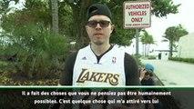 """Décès de Kobe Bryant - """"C'était un super-héros"""" pour les fans de Miami"""