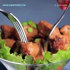 أفكار لأكلات مقلية لذيذة