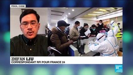 """Coronavirus à Wuhan : """"6000 personnes devraient être déployées dans la zone sinistrée"""""""