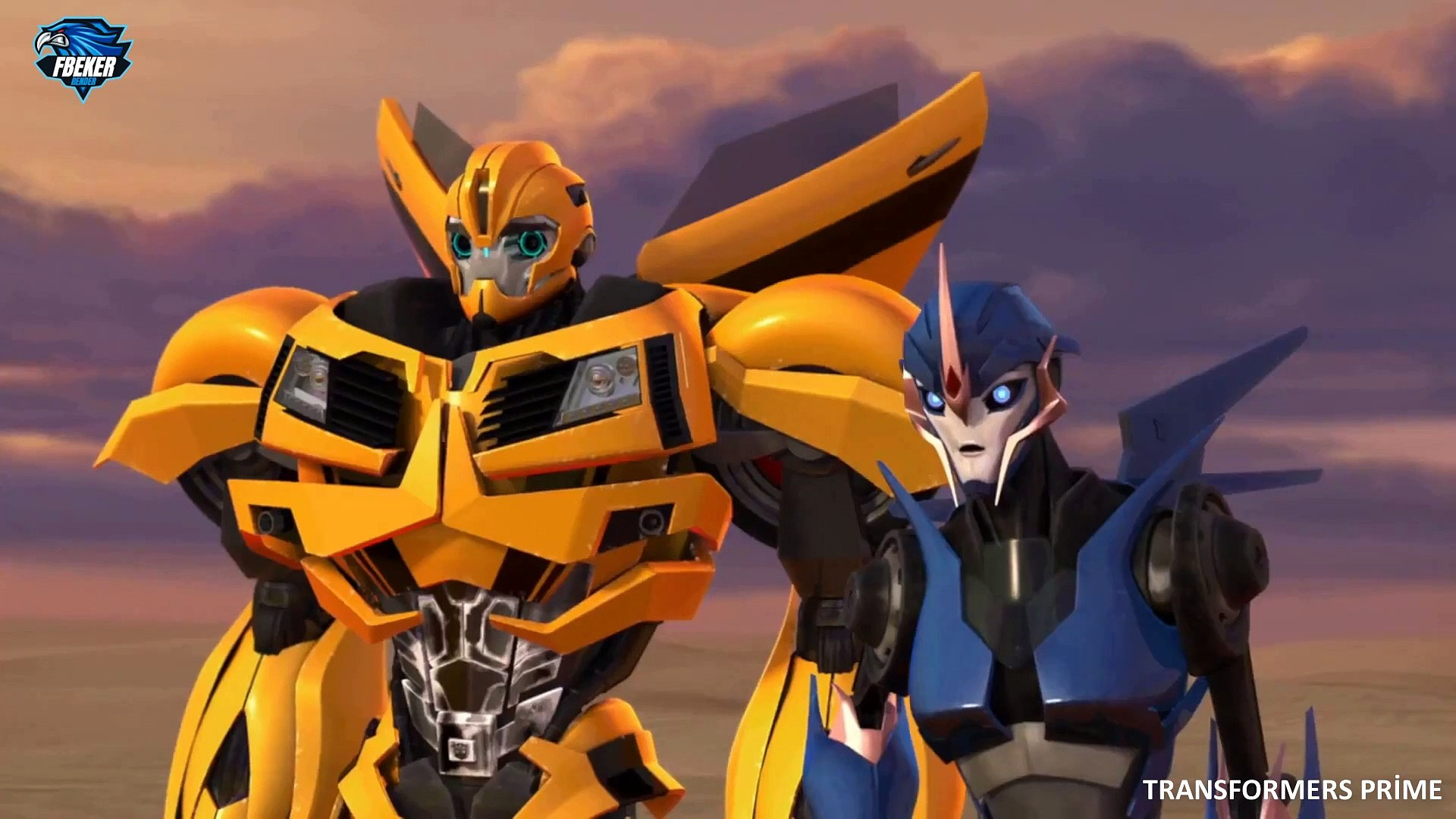 Transformers Prime 8.Bölüm Full Hd