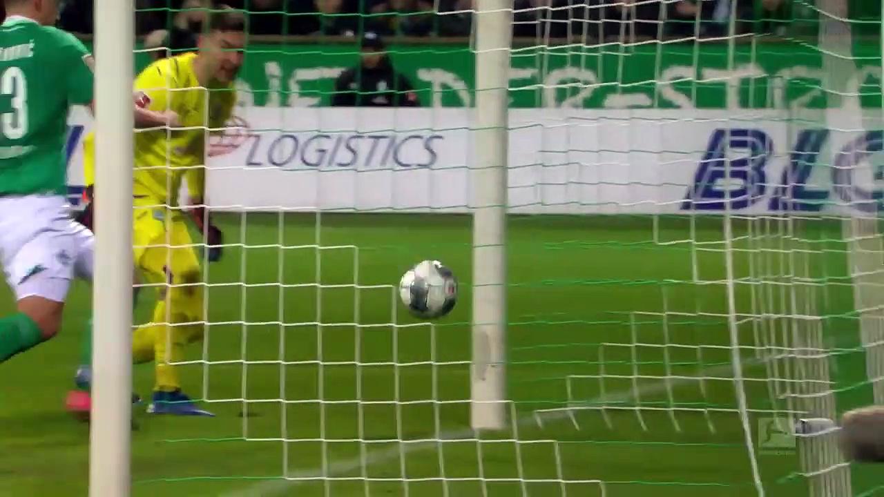 Bundesliga'da 19. Haftanın En Güzel 5 Golü (2019/20)