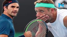 Australia Open 2020: Roger Federer saves 7 match points in epic win over Tennys Sandgren