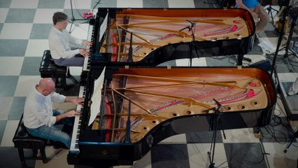 Marco Schiavo - Mozart: Concerto for 2 Pianos in E-Flat Major K. 365: Rondeau. Allegro.