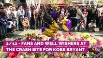 Mort de Kobe Bryant et sa fille Gianna : leur hélicoptère s'est écrasé près de la maison de Kourtney Kardashian
