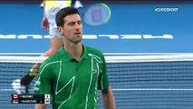 Djokovic - Raonic : Le résumé