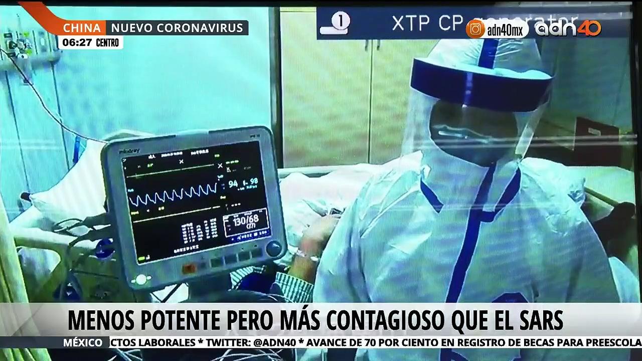 Alerta máxima en China por coronavirus
