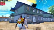 4 SQUADS push Me Back To Back And This Happened In PUBG Mobile   Solo VS Squad # SGR GAMING