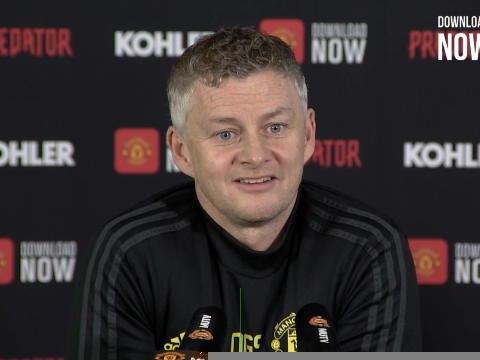 "Manchester United - Solskjaer : ""Pogba s'est fait enlever son plâtre"""