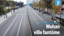 Les rues de Wuhan désertées par 11 millions d'habitants