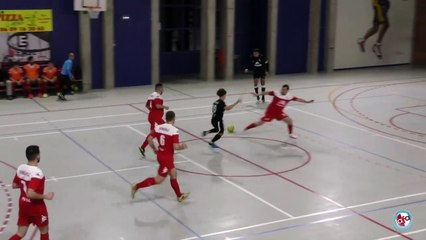 Finale Challenge Futsal Alsace : AS Ribeauvillé - EF Rouffach : 6-7