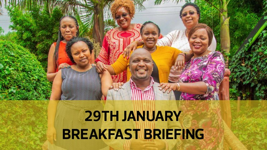 Ruto allies meeting rocks BBI boat | Kenya at risk over Corona virus: Your Breakfast Briefing