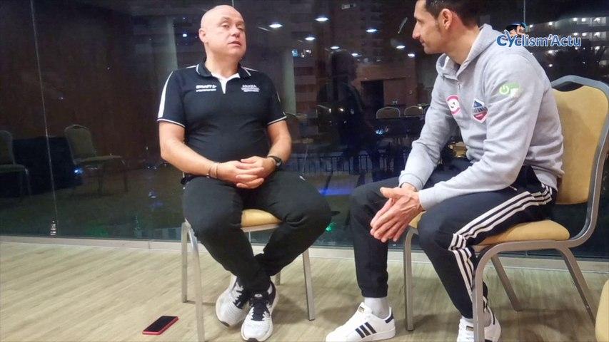 """Cyclism'Actu On Board 2020 - Avec Emmanuel Hubert, le manager général de """"sa belle petite PME"""" Arkéa-Samsic !"""