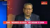 Notepad with Ibrahim Sani: Sime Darby Property