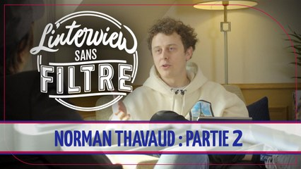 """Norman : """"Après Youtube, Dix pour cent est le truc dont je le suis le plus fier"""""""