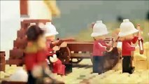 Lego Battle of Rorke's Drift - Zulu stop motion