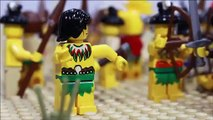 Lego Battle of Otumba