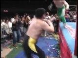 AJPW - 06-03-1994 - Mitsuharu Misawa vs Toshiaki Kawada (Triple Crown Title)