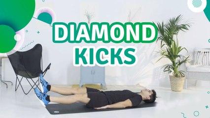 Diamond Kicks - Du Bist Fit
