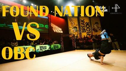 Break The Floor 2020 | Semi Final | Found nation VS OBC