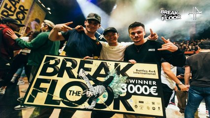 Break The Floor 2020 | Final battle | Black market VS OBC