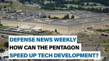 Does the Pentagon have a tech development problem?   Defense News Weekly, Jan. 31, 2020