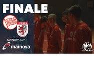 Die Kickers bleiben ungeschlagen | Offenbacher Kickers U14 - FC Gießen U14 (Finale, Mainova-Cup) | Präsentiert von Mainova