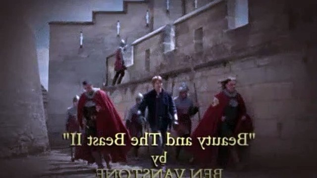 Merlin S02E06 Beauty and the Beast