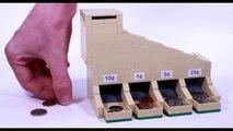 How to build a Lego Coin Sorter